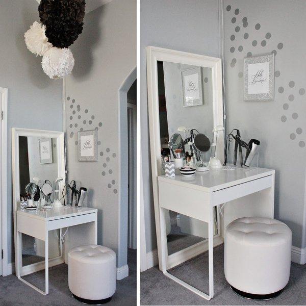 Find Your Fantasy Makeup Room Inspiration Here ... Makeup on Make Up Room  id=62104