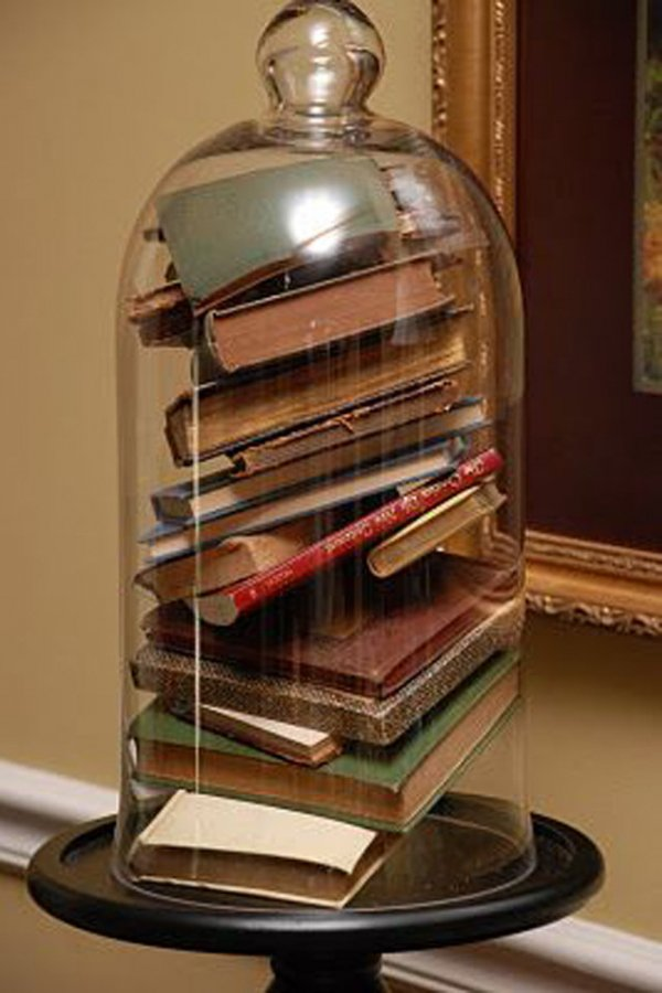 Cómo hacer una biblioteca