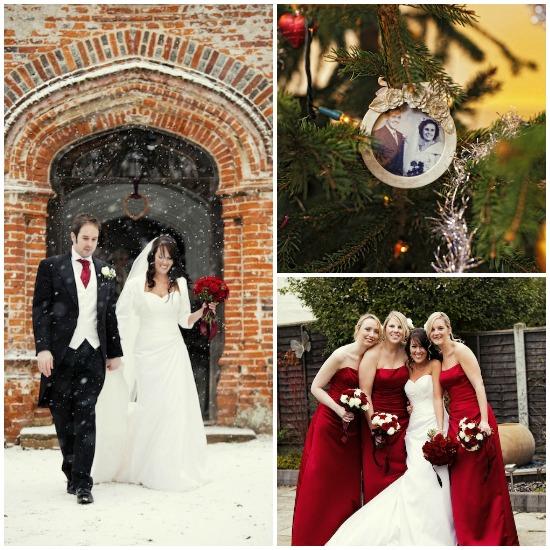 Christmas Wedding Venues