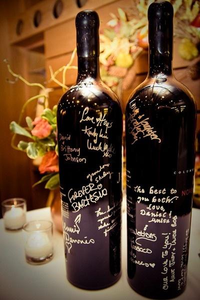 Diy Wine Bottle Centerpieces