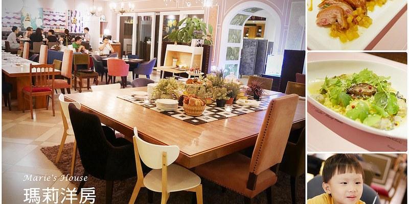 【台南美食】瑪莉洋房 Marie's House。外脆內軟德國豬腳。鮑魚奶油蠔燉飯 。安平美食 排餐