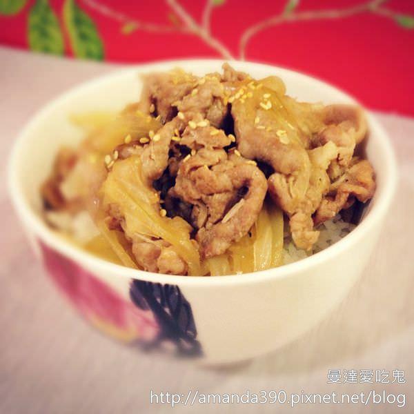 【手作料理】食譜 ● 日式薑燒豬肉 ● 輕鬆下廚、美味上桌 ❤❤