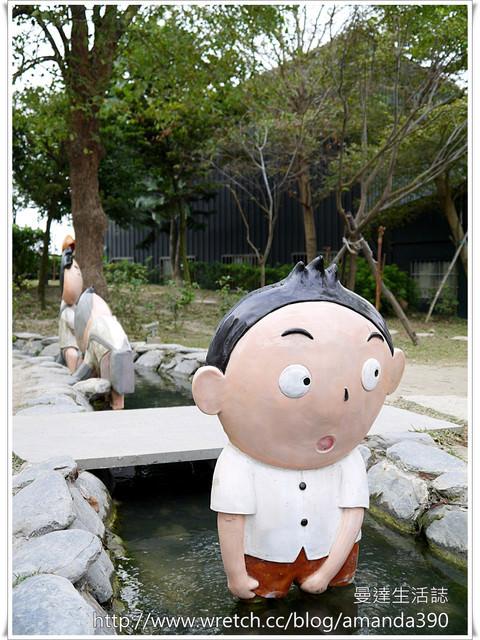 【嘉義景點】新港鄉 板陶窯交趾剪粘工藝園區。好拍好玩親子出遊踩點