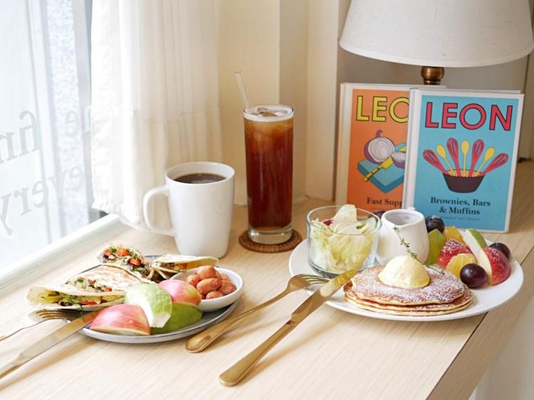 就愛純白系療癒早午餐!日好 One Fine Day。好吃又好拍圓盤舒肥料理。台南美食|台南永康區|台南咖啡|近五王國小