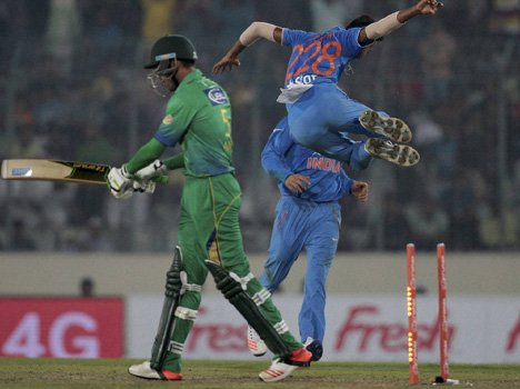 India Vs Pakistan: 7 Great Moments Of This Match - अगर मिस ...