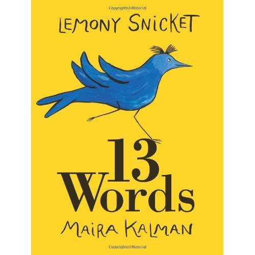 13  Words Cover