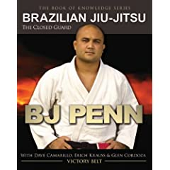 BJ Penn Closed Guard BJJ Book