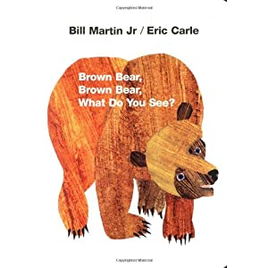 Brown Bear, Brown Bear, What Do You See?: 25th Anniversary Edition