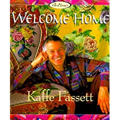 Welcome Home by Kaffe Fassett