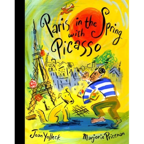 Paris in the Spring with Picasso cover