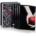 Cadernos de Crepúsculo + Lata Exclusiva