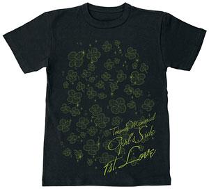 ときめきメモリアル Girl's Side 1st Love アピールTシャツ/ブラック-ガールズフリー  GEE!限定|あみあみ新着予約開始:新作フィギュア