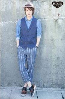 【画像】あみあみ新作フィギュア予約開始速報:JUNON「白石隼也」ファースト・トレーディングカード BOX