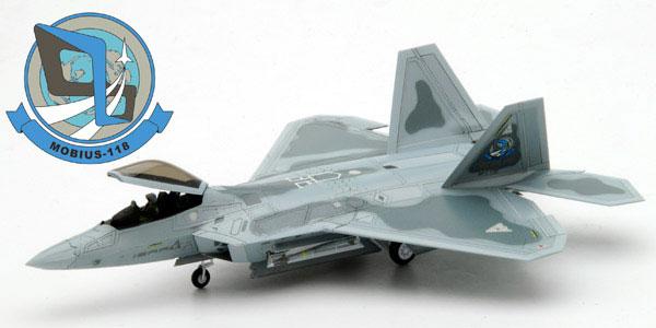 【画像】あみあみ新作フィギュア予約開始速報:技MIX 航空機シリーズ 技ACE04 1/144 エースコンバット F-22 メビウス1