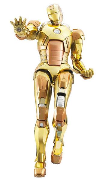 【画像】あみあみ新作フィギュア予約開始速報:ドラゴンモデル 1/9 アイアンマン3 アイアンマンMk.21 ミダス (リミテッドゴールドバージョン)(未塗装キット) プラモデル