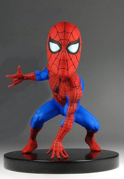 マーベルコミック クラシック/ スパイダーマン ヘッドノッカー リニューアルパッケージ ver アニメ・キャラクターグッズ新作情報・予約開始速報
