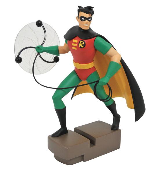 『バットマン アニメイテッド』PVCスタチュー DC ギャラリー ロビン アニメ・キャラクターグッズ新作情報・予約開始速報