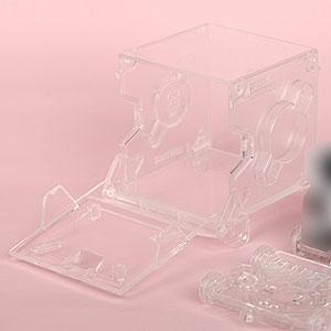 BeastBOX BB-EX01WT BeastBOX 収納キット 透明 アニメ・キャラクターグッズ新作情報・予約開始速報