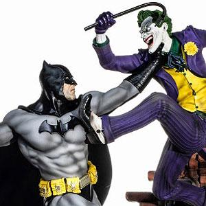 DCコミックス/ バットマン vs ジョーカー 1/6 バトルジオラマ スタチュー アニメ・キャラクターグッズ新作情報・予約開始速報