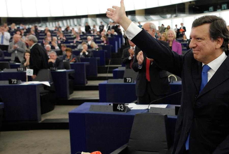 Μπαρόζο στο ευρωπαϊκό κοινοβούλιο