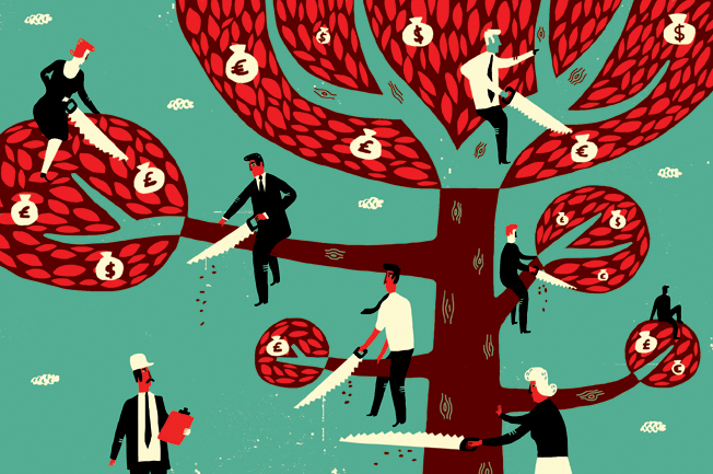 Minsky και μεγάλη μείωση δανείων