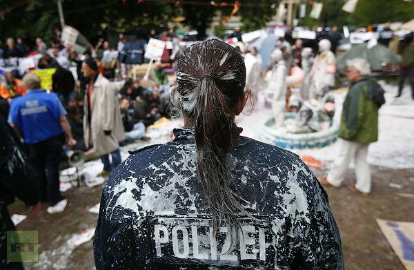 Γερμανική αστυνομία