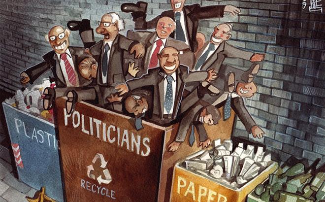 Πολιτικοί