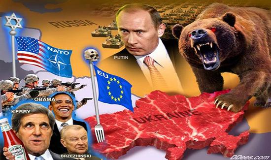Ρωσία,-Αμερική,-Ευρώπη,-Ουκρανία