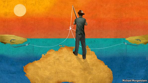 Αυστραλία,-οικονομία,-εμπορικές-σχέσεις-με-Κίνα