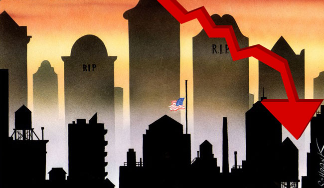 ΗΠΑ,-φούσκα,-πτώση-χρηματιστηρίων