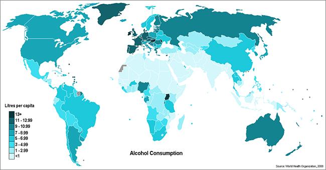 Κατά-κεφαλήν-κατανάλωση-αλκοόλ-ανά-χώρα