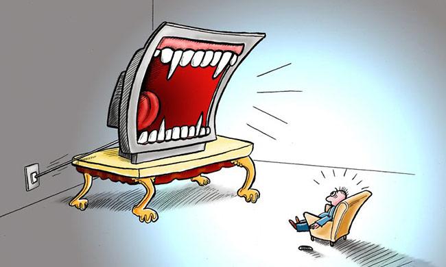 Τρομοκρατία-μέσων