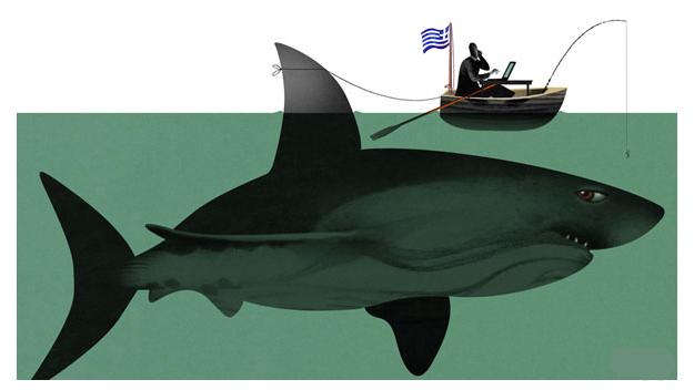 Στο-στόχαστρο-των-αγορών,-καρχαρίες