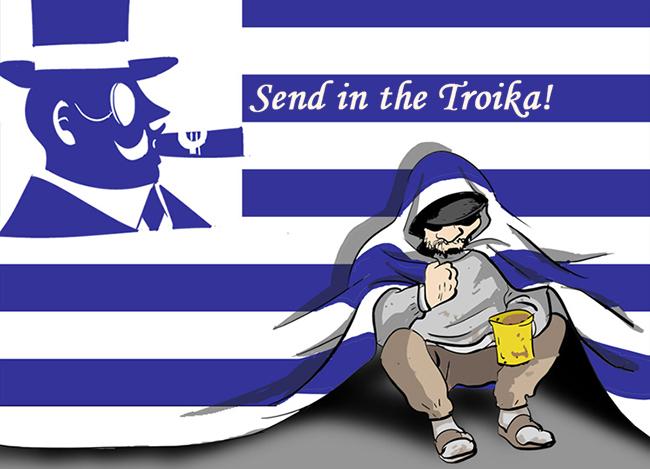 Τρόϊκα