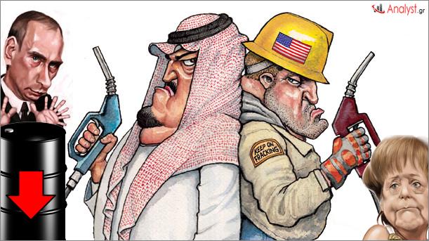 Πετρελαϊκος-Πόλεμος