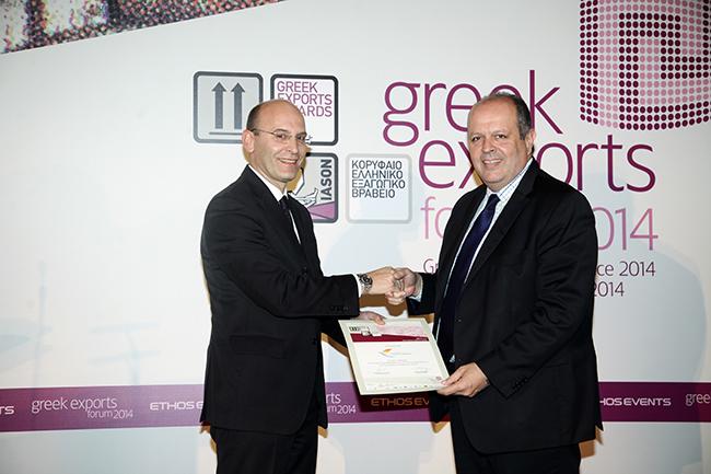 Συνέδριο-Greek-Exports-Forum-2014,-Συνδέσμου-Εξαγωγέων-Κρήτης,-κος-Αλκιβιάδης-Καλαμπόκης