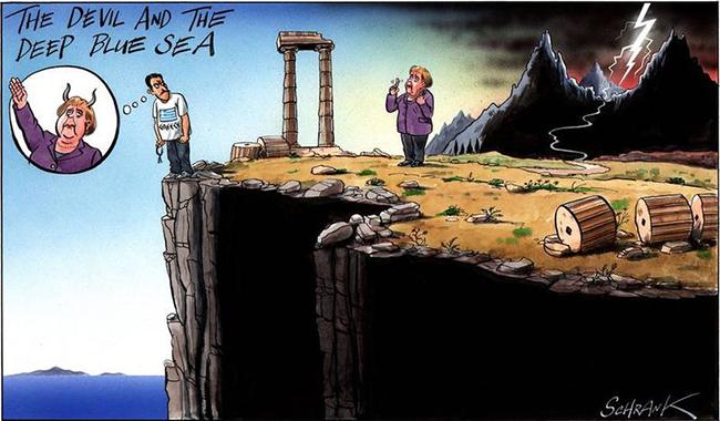 Γερμανία-Ελλάδα,-κρίση
