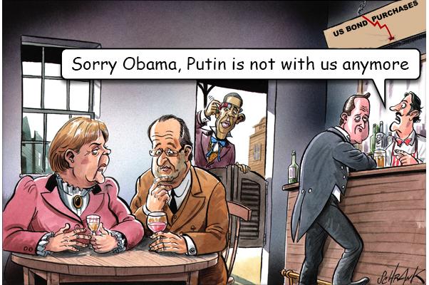 Ρωσία,-ΗΠΑ,-Ευρώπη