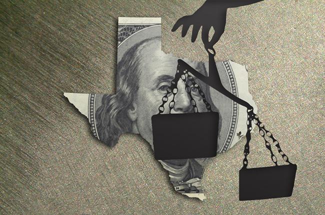 ΕΙΚΟΝΑ---ΗΠΑ,-δολάριο,-δικαιοσύνη Ο χρηματοπιστωτικός φασισμός
