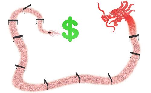 ICON---China,-dollar