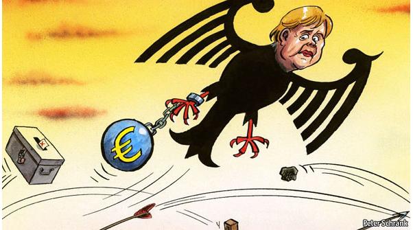 ΕΙΚΟΝΑ---Γερμανία Η Γερμανία στο στόχαστρο