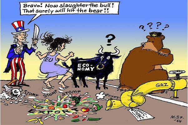 ΕΙΚΟΝΑ---Ευρώπη,-ΗΠΑ,-Ρωσία,-κυρώσεις Οι κυρώσεις ως μπούμερανγκ
