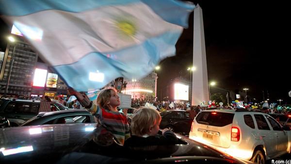 ΕΙΚΟΝΑ---Αργεντινή Οι περιπέτειες της Αργεντινής