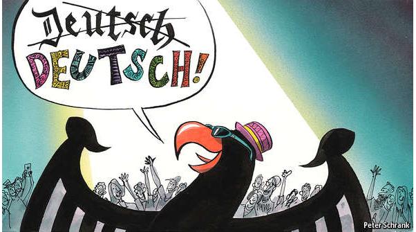 ΕΙΚΟΝΑ---Γερμανία Η γερμανική μονοκρατορία