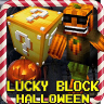 Lucky Block Halloween Game sports Android icon