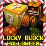 Lucky Block Halloween Android icon