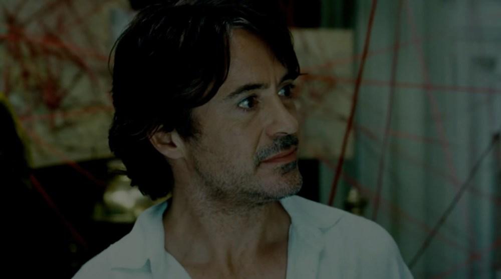 Sherlock Robert Downey Jr