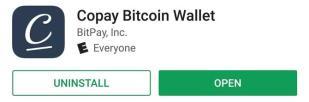 Aplikasi Copay Bitcoin Terbaik
