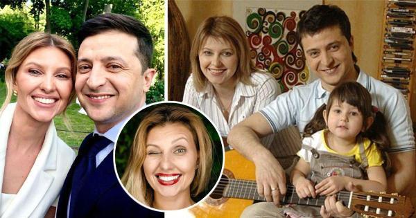 Елена Кияшко-Зеленская: биография, дети, фото и инстаграм ...