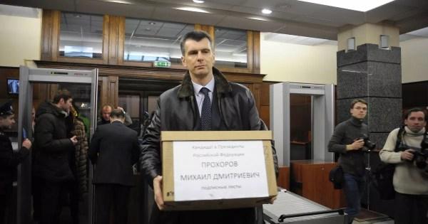 Михаил Прохоров: биография, личная жизнь, бизнес, карьера ...